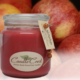 Apple Maple Bourbon Scented Candles by Candle Crest