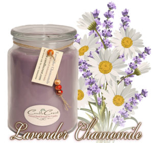 Lavender and Chamomile Soy Candles by Candle Crest Soy Candles