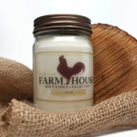 Farmhouse Candles From Candle Crest Soy Candles