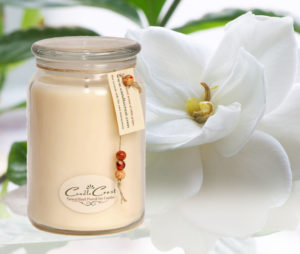 White Soy Candles by Candle Crest Soy Candles