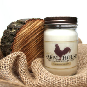 Country Farmhouse Soy Candles