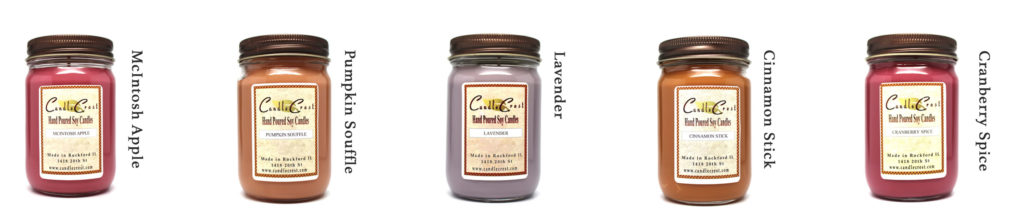 Candle Fundraisers - School Fundraisers - Group Candle Fundraisers and More with Candle Crest Soy Candles
