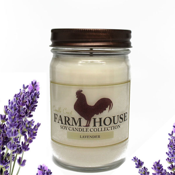 Farmhouse Candles - Soy Candles by Candle Crest Soy Candles Inc