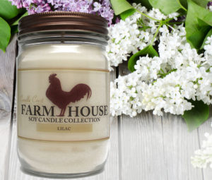 County Farmhouse Candles From Candle Crest Soy Candles
