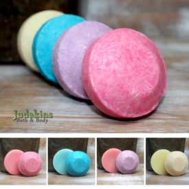 Solid Shampoo and Conditioner Bars - Vegan Friendly