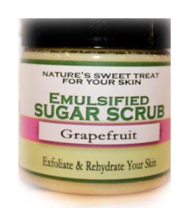 Natural Emulsified Sugar Scrubs by Judakins Bath & Body - Vegan Friendly Bath Products