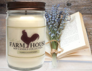 County Farmhouse Soy Candles by Candle Crest Soy Candles