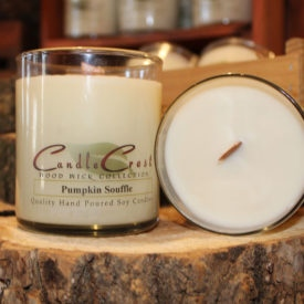 Woodwick Soy Candles by Candle Crest Soy Candles