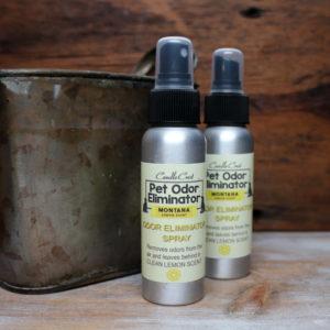 Pet Odor Eliminator Spray by Judakins Bath & Body