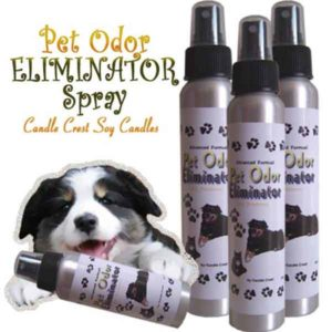 Air Freshener Spray - Eliminates Odors by Candle Crest