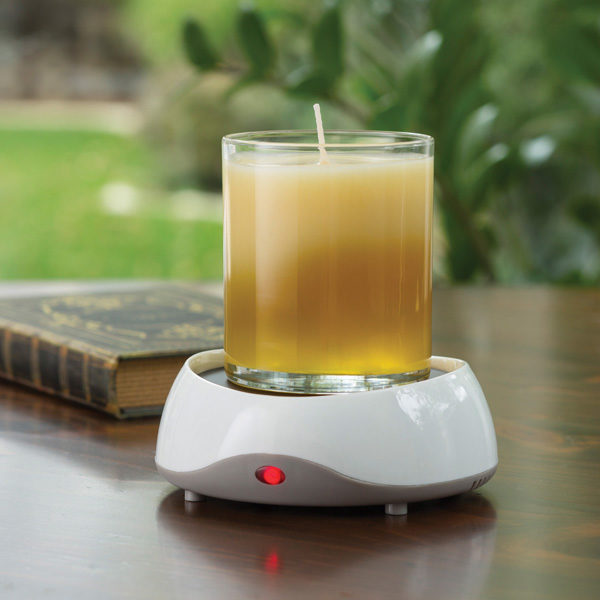 Auto Shut-Odd Candle Warmers by Candle Crest Soy Candles Inc