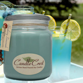 Blueberry Lemonade Soy Candles by Candle Crest