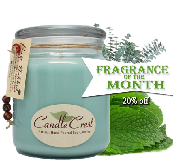 Candle Special - Fragrance of the Month - Scented Candles by Candle Crest