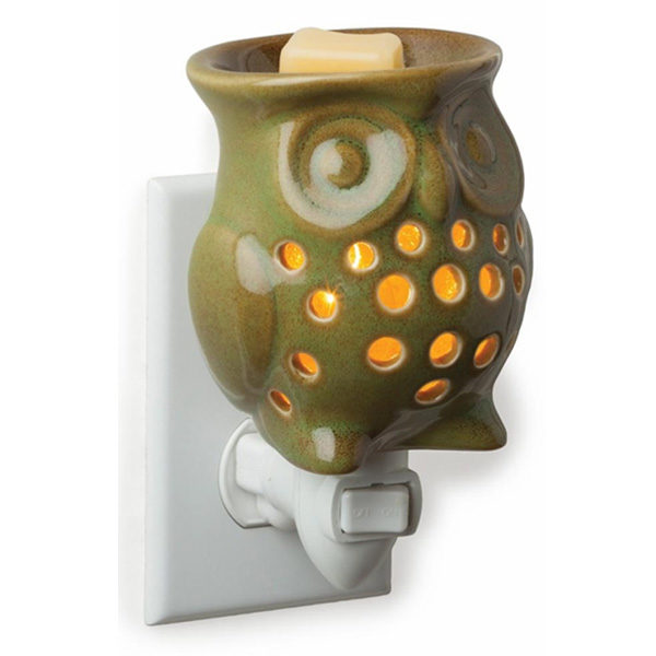 Owl Warmer - Tart Warmers from Candle Crest