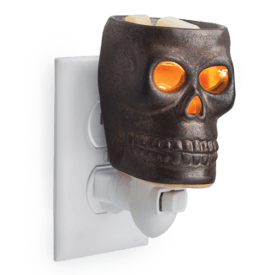 Skull Warmer - Tart Warmers from Candle Crest