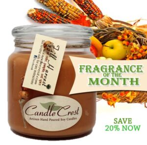 Candle of the Month - Candle Crest Soy Candles
