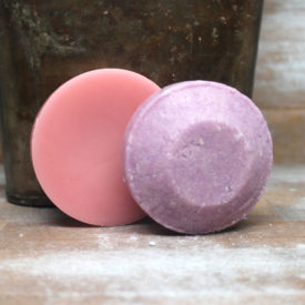 Black Raspberry Vanilla Solid Shampoo Bars by Judakins Bath & Body