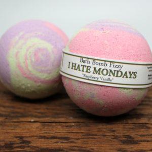 I Hate Mondays - Black Raspberry Vanilla Bath Bomb