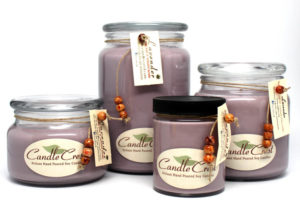 Lavender Candles - Soy Candles by Candle Crest