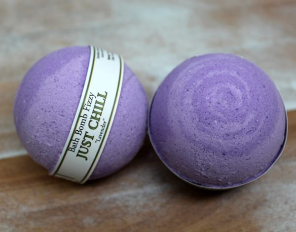 Just Chill - Lavender Bath Bomb