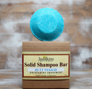 Solid Shampoo and Condition Bars
