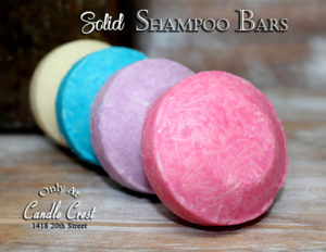 Vegan Friendly Shampoo - Natural Solid Shampoo and Solid Conditioner Bars by Judakins Bath & Body
