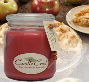 Apple Pie Soy Candles by Candle Crest Soy Candles Inc