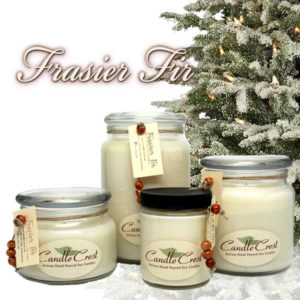 Frasier Fir Candles by Candle Crest Soy Candles Inc