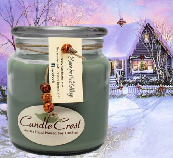 Home for the Holidays Soy Candles by Candle Crest Soy Candles Inc