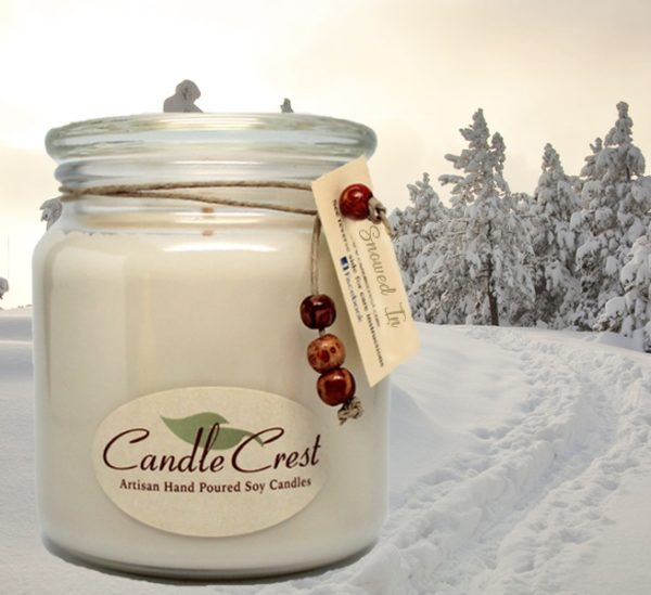Snowed In Scented Candles by Candle Crest Soy Candles Inc