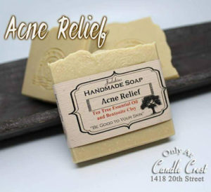 Acne Relief Soap by Judakins Bath & Body