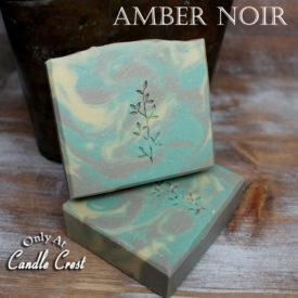 Amber Noir Handmade Soaps - Vegan Friendly Soap