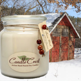 BarnWood Soy Candles by Candle Crest Soy Candles Inc