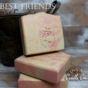 Handmade Soaps - Best Friends Soap
