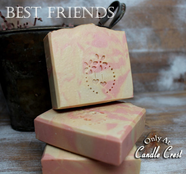Handmade Soaps - Best Friends Soap