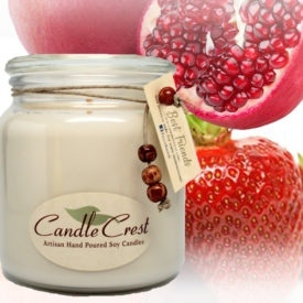 Best Friends Soy Candles by Candle Crest Soy Candles Inc