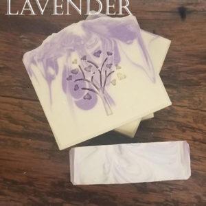 Natural Lavender Handmade Soaps - Vegan Friendly Soap