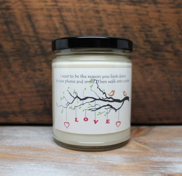 Love Soy Candles - Limited Edition Candles by Candle Crest Candles