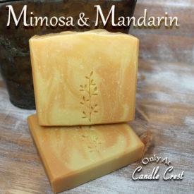 Handmade Soaps - Mimosa Soap - Vegan Friendly Soap by Judakins Bath & Body