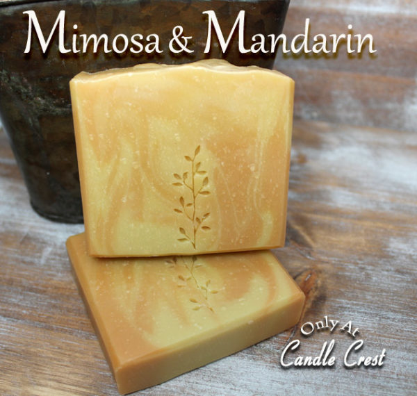 Handmade Soaps - Mimosa Soap - Vegan Friendly Soap by Judakins Bath & Body