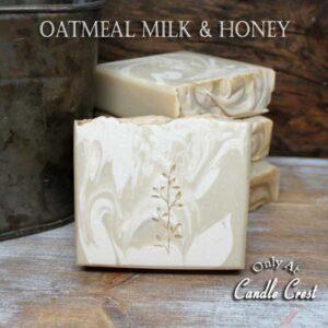 Oatmeal Milk & Honey Handmade Soap by Judakins Bath & Body