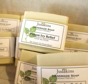 Poison Ivy, Poison Sumac and Poison Oak Relief Soaps by Judakins Bath & Body
