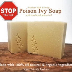 Poison Ivy Relief Soaps by Judakins Bath & Body
