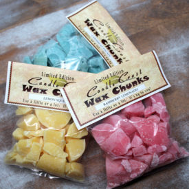 Wax Melts - Soy Wax Chunks by Candle Crest Soy Candles Inc