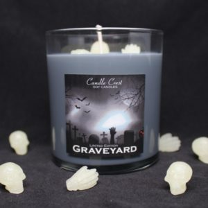 Graveyard Fall Soy Candles by Candle Crest Soy Candles Inc