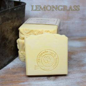 Lemongrass Handmade Soap - Vegan Soap by Judakins Bath & Body