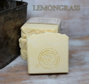 Lemongrass Handmade Soap - Vegan Soap by Judakins Bath & Body