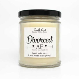 Humor Soy Candle Collection by Candle Crest Soy Candles