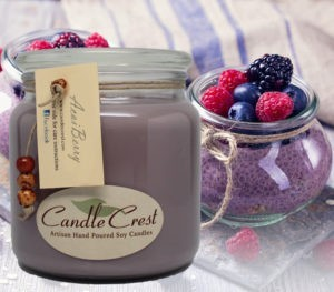 Acai Berry Soy Candles by Candle Crest Soy Candles