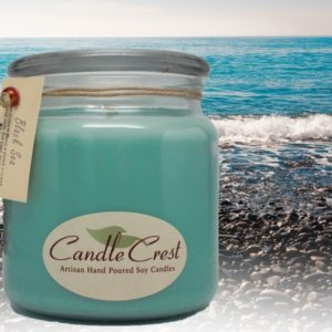 Black Sea Scented Soy Candles by Candle Crest Soy Candles Inc